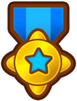 crush them all medals, crush them all guide medals