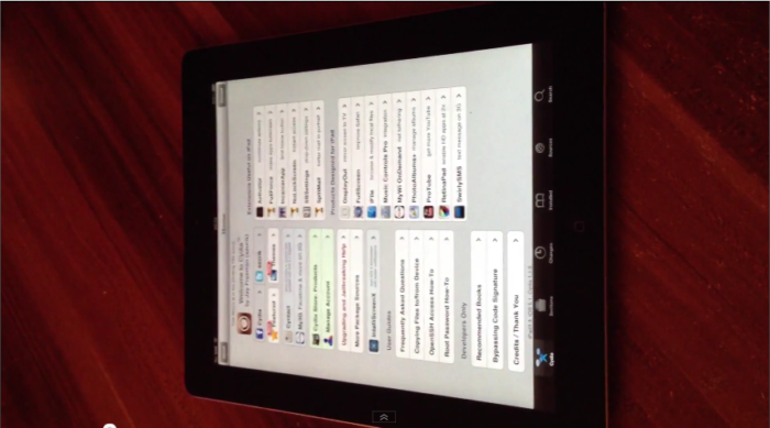 Jailbreak Untethered di iPad 3? A quanto pare sì: i0n1c lo mostra in un video [VIDEO]