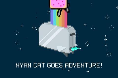 Nyan Cat Adventure approda sull'App Store