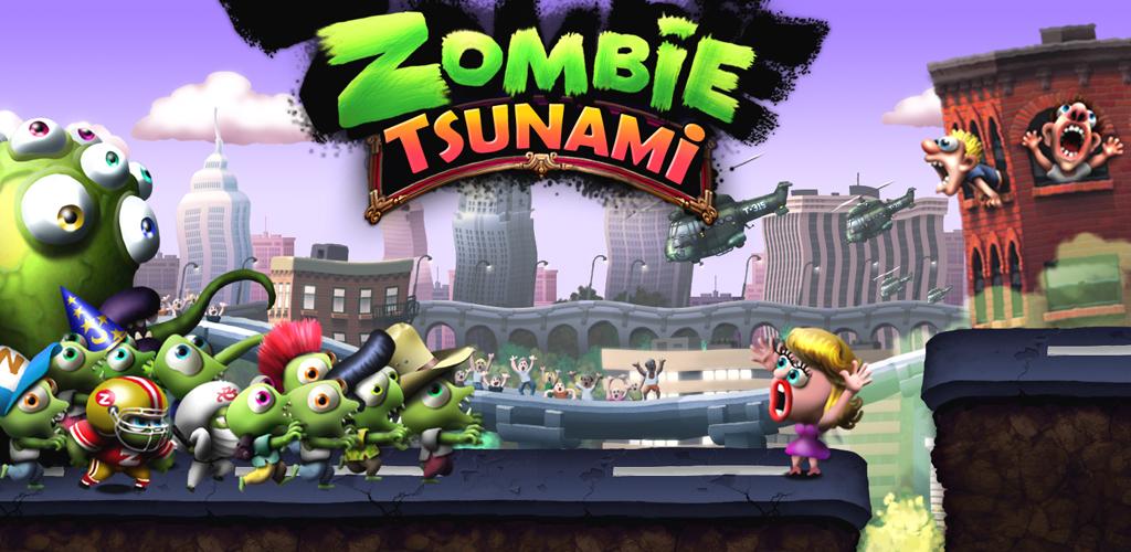 monete, infinite, zombie tsunami